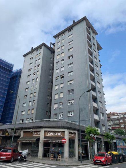 nueva obra en Bilbao